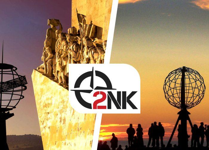 2NK – 16000Km pela Europa