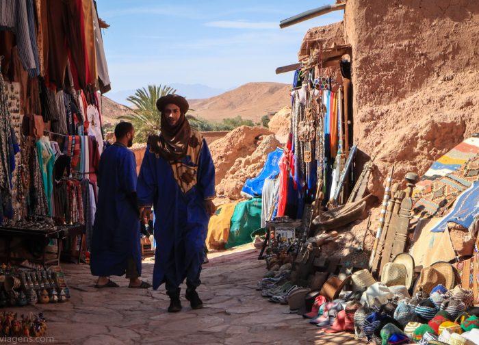 Marrocos – Aït-Ben-Haddou e Ouarzazate